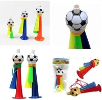 Free Shipping Fan Horns Cheer Horns Football Horns Fans horn Children's Toys 20pcs/ set