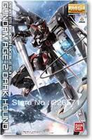 Gundam age-2 (MG).1/100 Gundam AGE.model wholesale.plastic model.japan Bandai; Free shipping; boys gift; Christmas gift