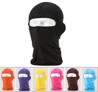 Comfortable Balaclava hood headwear for winter ski motorcycle  Assorted Styles Free shipping