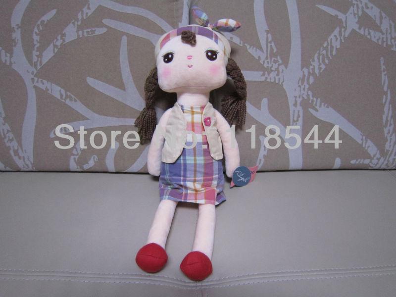 plush angela toys beautiful angela toys girl's brithday present one piece free shipping(China (Mainland))