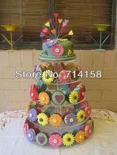 artificial wedding cake promotion