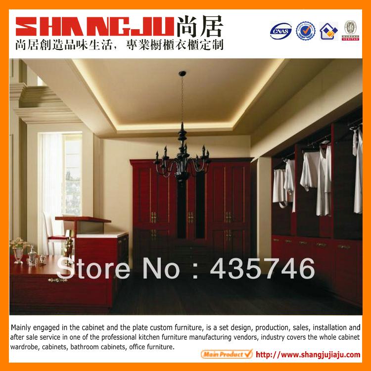 Low price long time used garderobe bedroom furniture/custom wardrobe on sale(China (Mainland))