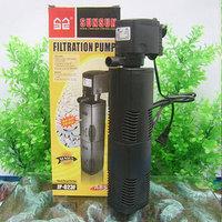 Sensen aerator multifunctional jp-023f built-in pump filtration 16w oxygen pump