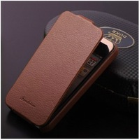 New Arrival Leather Case For iphone 4 High Quality Flip Case for Apple 4 4s Cell Phone With Retail Package