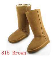 2013 hot Fahion Height Winter women snow boots for Lady ,Black,Gray,Coffe,Sand,Brown,Coffee