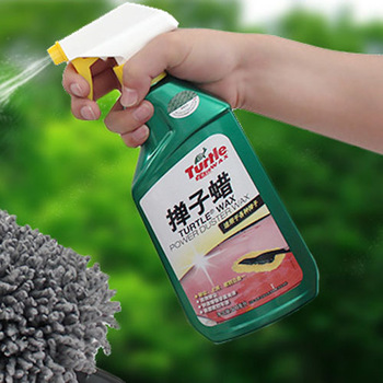 Authentic turtle wax car duster dust glazing protective sealing paint body beauty cleaning supplies