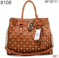 Mango women's handbag bag mango metal rivet women's handbag bag shoulder bag free shipping