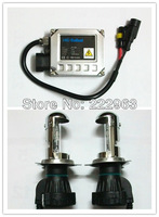 Wholesale 30set/lot Bi-Xenon HID Kit  H4 H/L H13 H/L 9004 H/L G5 Mini Ballast