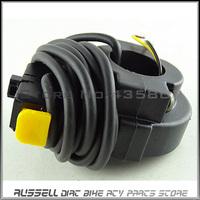 Throttle Kill Switch For 2 Stroke Minibike Motorized Bicycle Bikes Motor 49-80cc