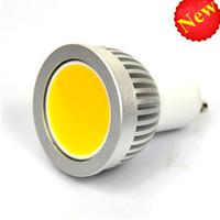 gu10 3W LED COB chips spot lamp