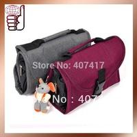 Free Shipping Retail Hot Selling Cheap Nylon Travel Mate Handbag Organizer Toiletry Bag in Bag