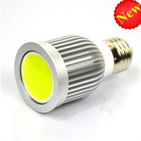 E27 5w LED cob spot light 5pcs/lot