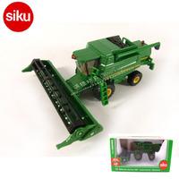 Siku green harvestable 1876 metal alloy car models boxed