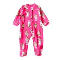 Carters romper polar fleece fabric baby supplies 2013 thermal clothing baby autumn