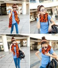 elephant scarf promotion