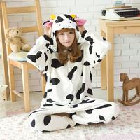Cow cartoon sleepwear