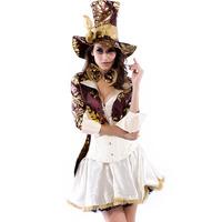 Cosplay halloween - vest hat mantissas pirate uniforms 8487