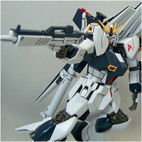Gundam Toy Model RX-93 cattle 1/144HGUC086