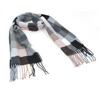 Free Shipping Fashionable Scarfs for  Plaid Wool Supreme Men Scarves 175x32CM