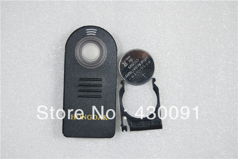 ML-L3 camera infrared remote control For Nikon D80 D70S D60 D50 D40 D40X Free Shipping(China (Mainland))