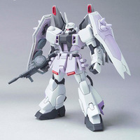 Gundam Toy Model White instantaneous hairstyle Zaku Phantom HG 1/144 SEED-28 with stand