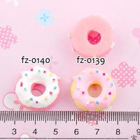 Wholesale Free shipping! kawaii flatback resin cabochons sandwich  diy phone decoration craft Size:33*25mm