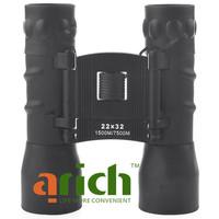 High Performance Folding Roof Prism 22x32mm Compact Binoculars