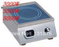 3500W commercial hotel induction hob
