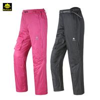 Botack outdoor skiing pants thickening thermal windproof waterproof hiking outdoor skiing trousers LWT2-3081