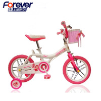Shanghai permanent quality kids bike 14 16 girl ploughboys bicycle pedal GOODBABY