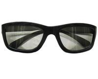 Whosales 7/lot Cheap Circular Polarized Passive 3D Glasses elastic Leg for Real D 3D 4D Cinemas  Passive 3D TV Free Shipping
