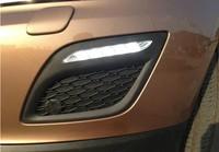 High quality LED Daytime running lights front Fog lamp Fog Lights For 2009-2013 Volvo XC60