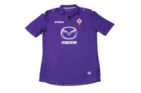 Italian Football League football clothes Thaialand quality , Fiorentina Home Jersey 2013 14 Fiorentina  Soccer Jersey