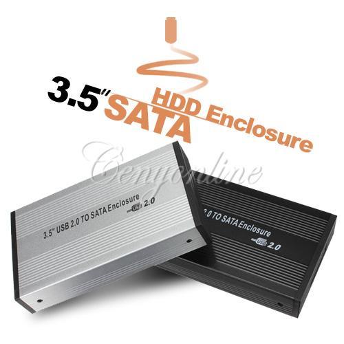 Корпус для HDD 3,5/usb 3.5 2.0 SATA HDD корпус для hdd orico 5 3 5 ii iii hdd hd 20 usb3 0 5 3559susj3