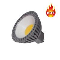 mr16 led spot light 3w cob spotlight spot downlight  5pcs/lot