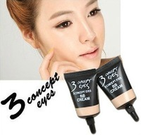 Free Shipping Professional  Moisture Makeup Face Foundation Concealer Whitening Face Cream