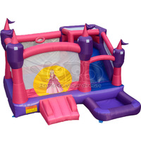 Princess inflatable jumper bouncer,Princess toy for child ,sport toys,toys for amusement park,inflatbable house