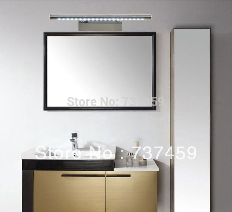 free shipping 5w modern led mirror light bathroom mirror cabinet lamp