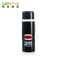 High quality hippo1 stainless steel vacuum cup child portable glass women's male cup 350ml