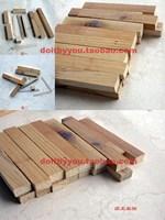 12 20 120mm small batten wooden blockwood