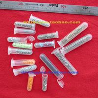 Miniature Small storage tube small drill bit small accessories small accessories