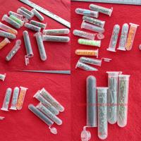 Miniature Large storage tube small drill bit small accessories small accessories