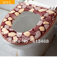 Household Comfortably Beautiful Toilet Mat Toilet Seat Cover