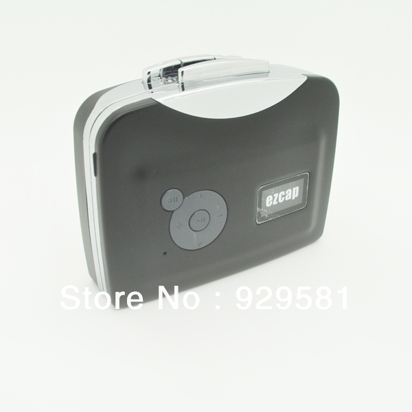 USB Cassette Tape to MP3 Converter Player Convert into USB Flash Drive/Flash Memory/pen drive, No Need Computer(China (Mainland))