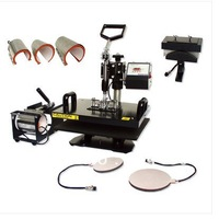 8 IN 1 Tshirt/Mug/Cap/Plate Combo heat press machine,Heat press,Sublimation machine,Press machine,Heat transfer machine