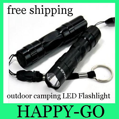 free shipping D056 mini super light outdoor camping supplies energy Flashlight LED Flashlight Torch(China (Mainland))