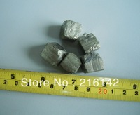 Free shipping 300g/lot 15-25mm Raw Geometric Pyrite sliver Crystal FOOLS SLIVER MINE - Raw Pyrite cubes stones