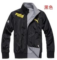 2013 new Spring men jacket sports coat Men's sports jacket clothes raincoat jacket Outdoor wear Sided wear