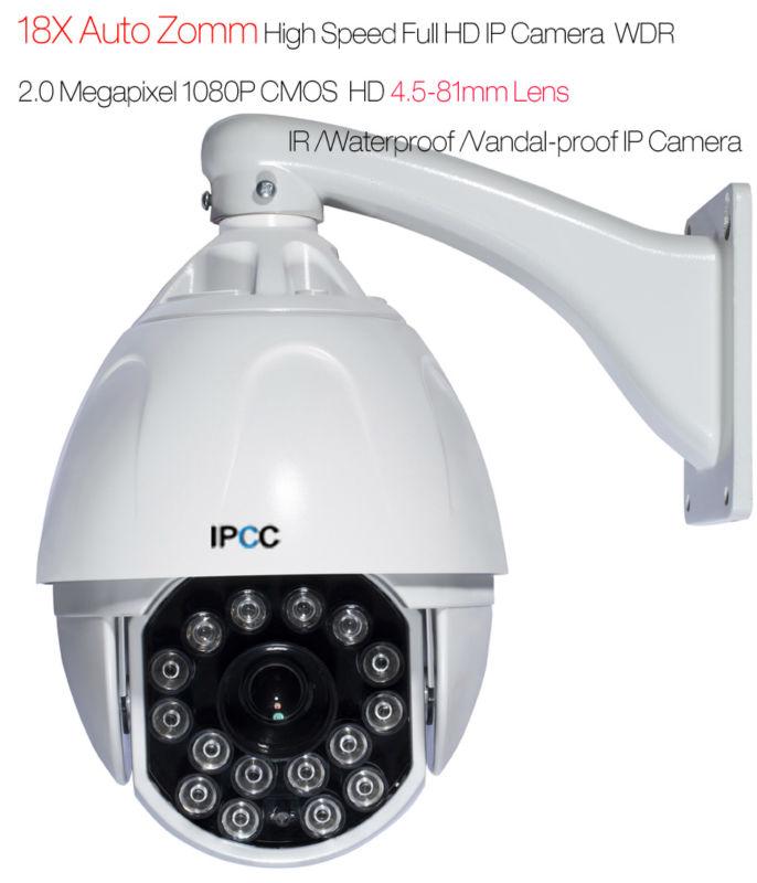 Panasonic Outdoor IP Cameras