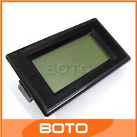 DC 12V Volts Test Meter Panel DC 0-500V LCD Digital Voltmeter Blue Power Voltage Measurement Panel Meter #200749